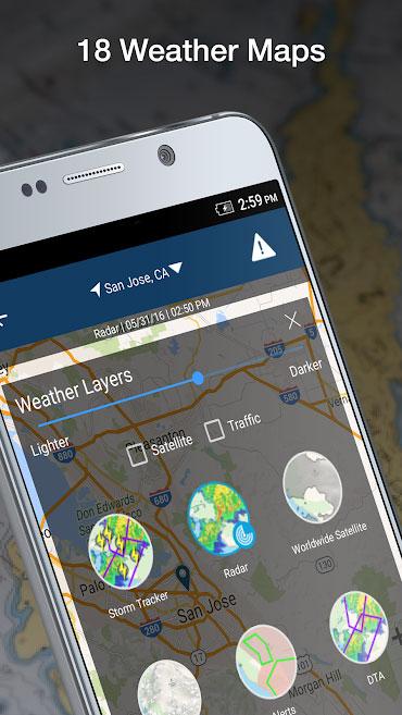 best weather app for predicting rain