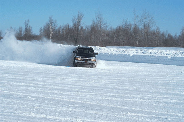 tips for driving on snow and ice